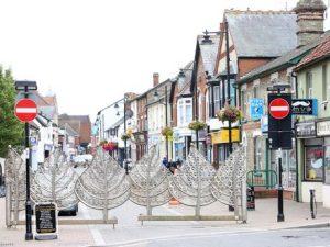 Queen Street Gates