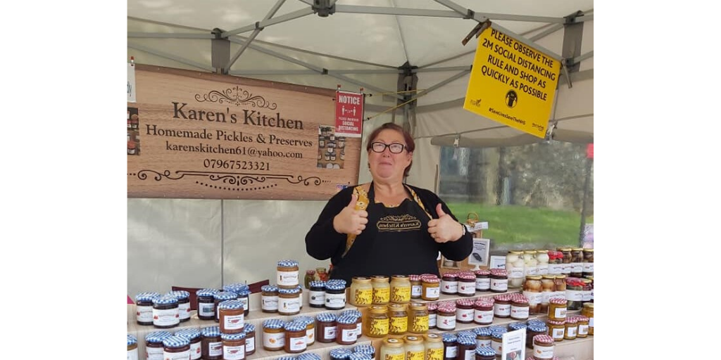Karen's Kitchen - Haverhill market