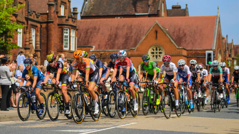 Women's Tour race