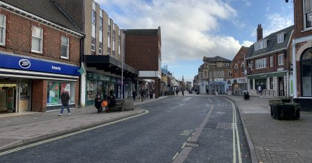 Haverhill High Street - November 2020 WEB
