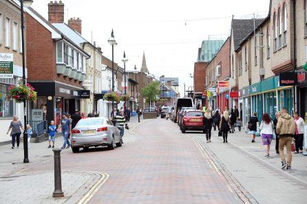 Haverhill High Street