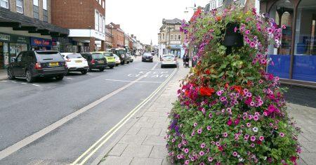 Haverhill town centre