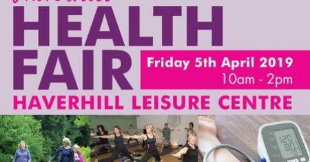 Health Fair March 2019